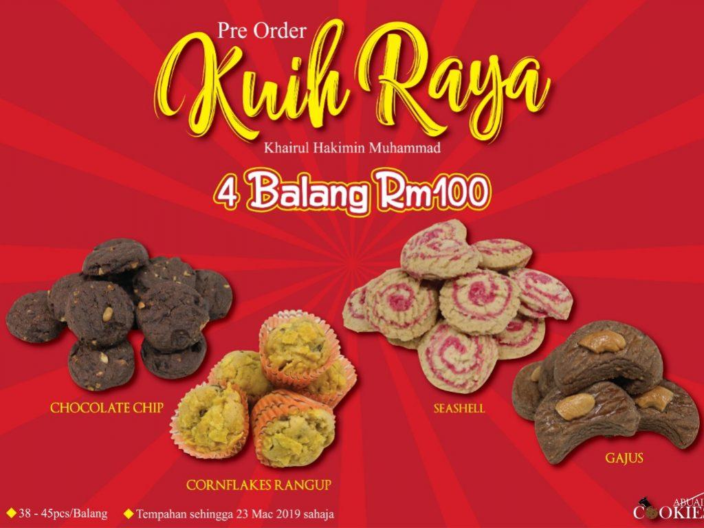 4 bALANG RM100